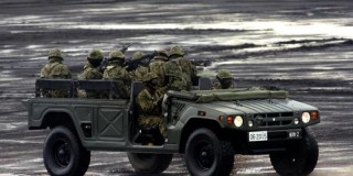 軍隊の移動